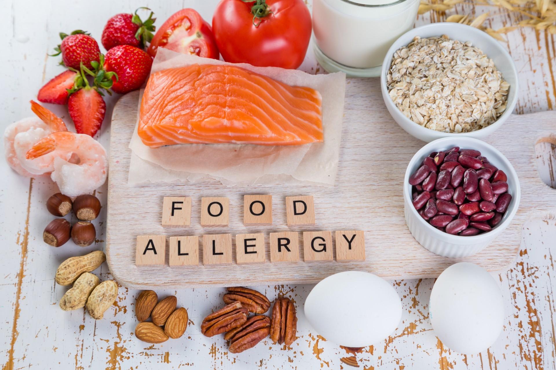 alergia na jedzenie pokarmowa
