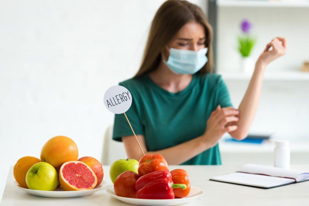 Alergia pokarmowa adieta